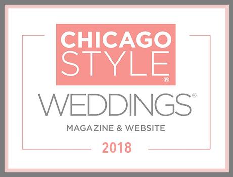 Chicago Style Weddings Magazine & Website 2018