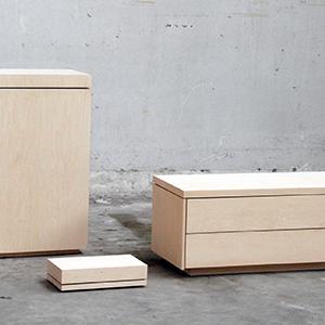 Secret Storing furniture all closed