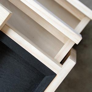 Secret Storing furniture detail