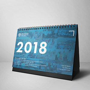 UN FAO Calendar