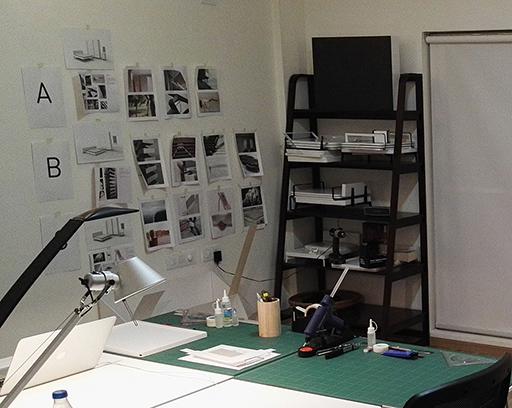 Model Making, concept design