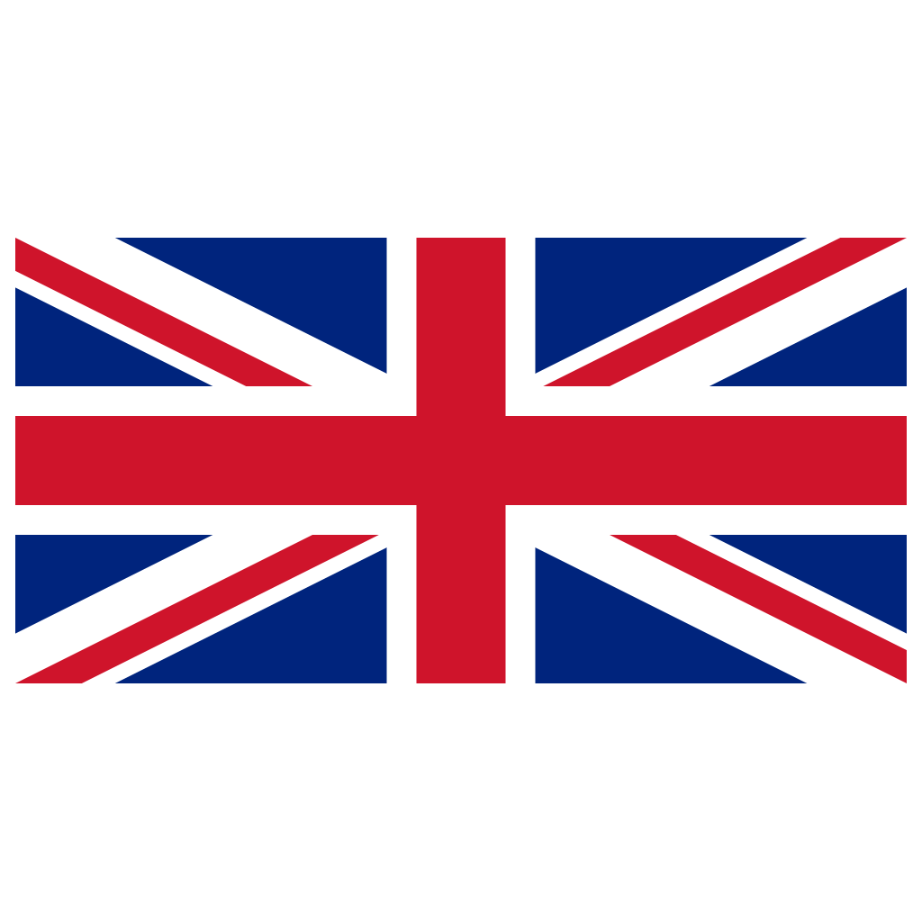 A United Kingdom Flag