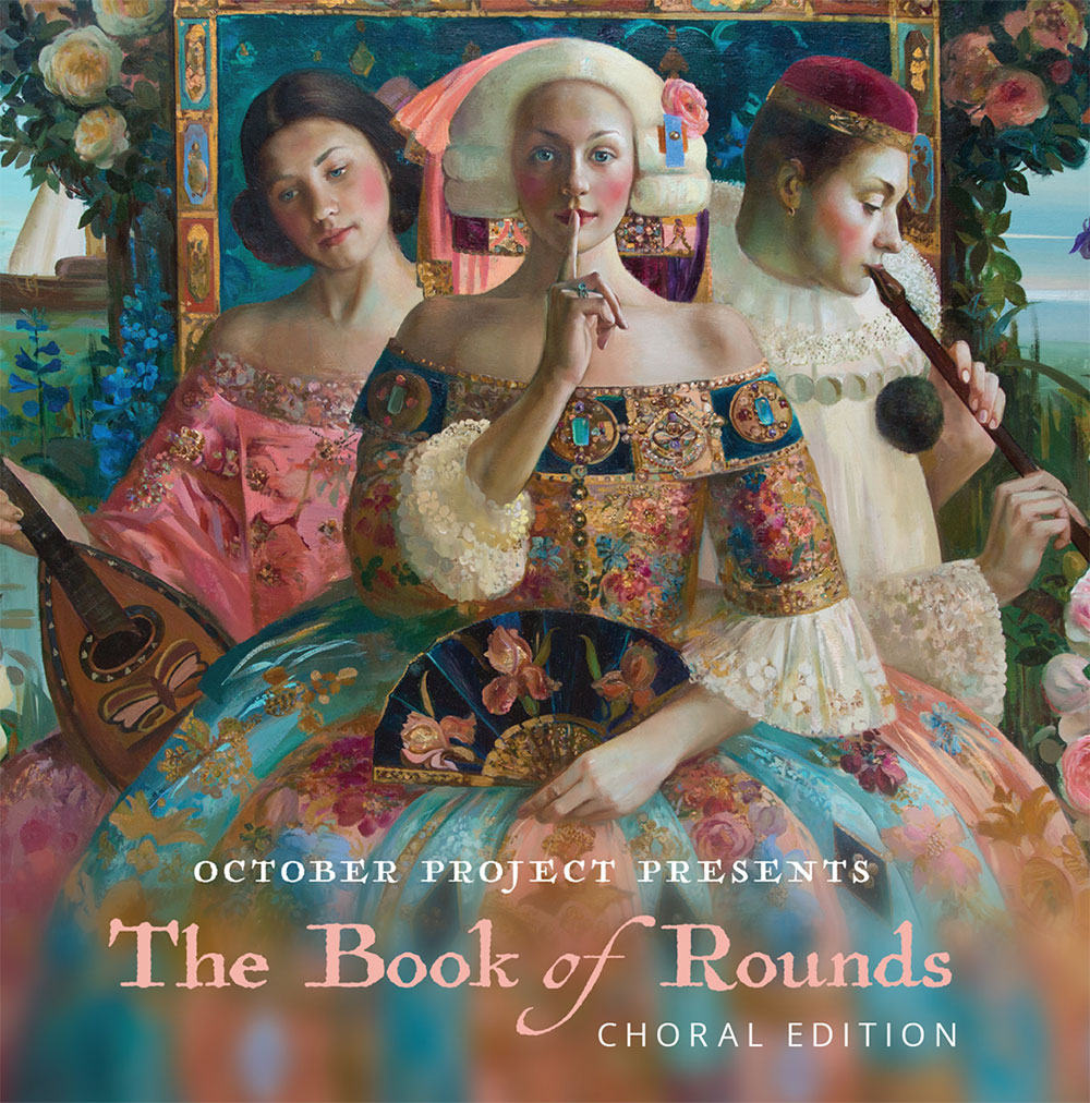 The Book of Rounds Choral Edition