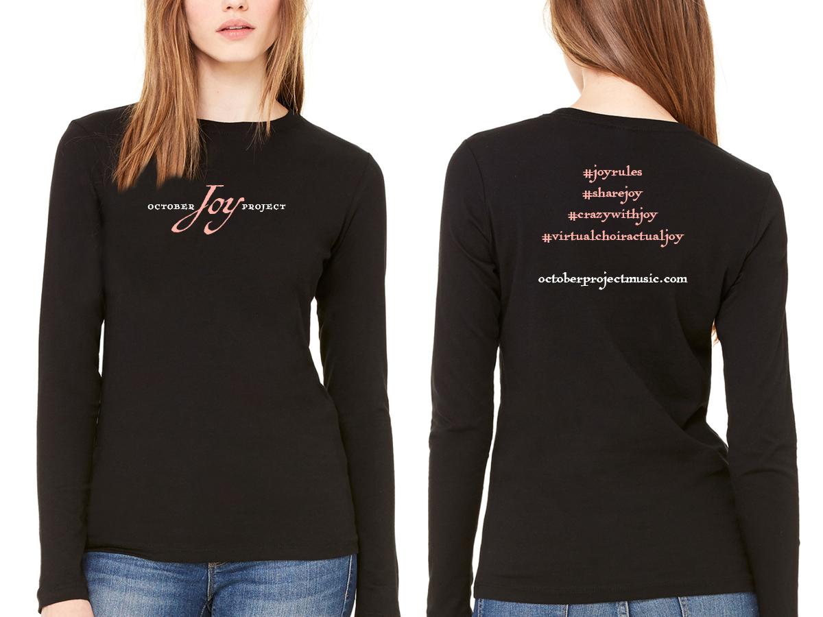Ladies' Virtual Choir of Joy T-Shirt