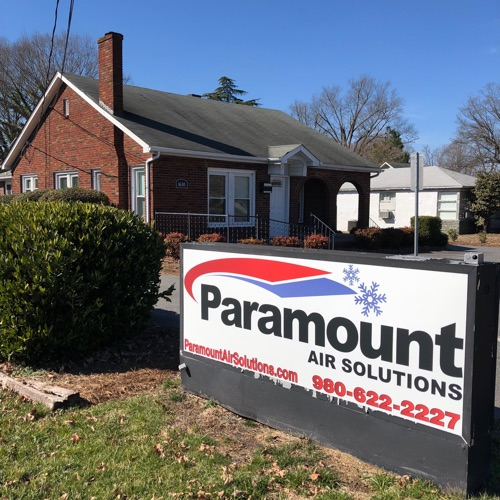 paramount air solutions office