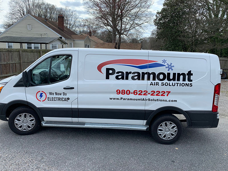 owner of paramount air solutions