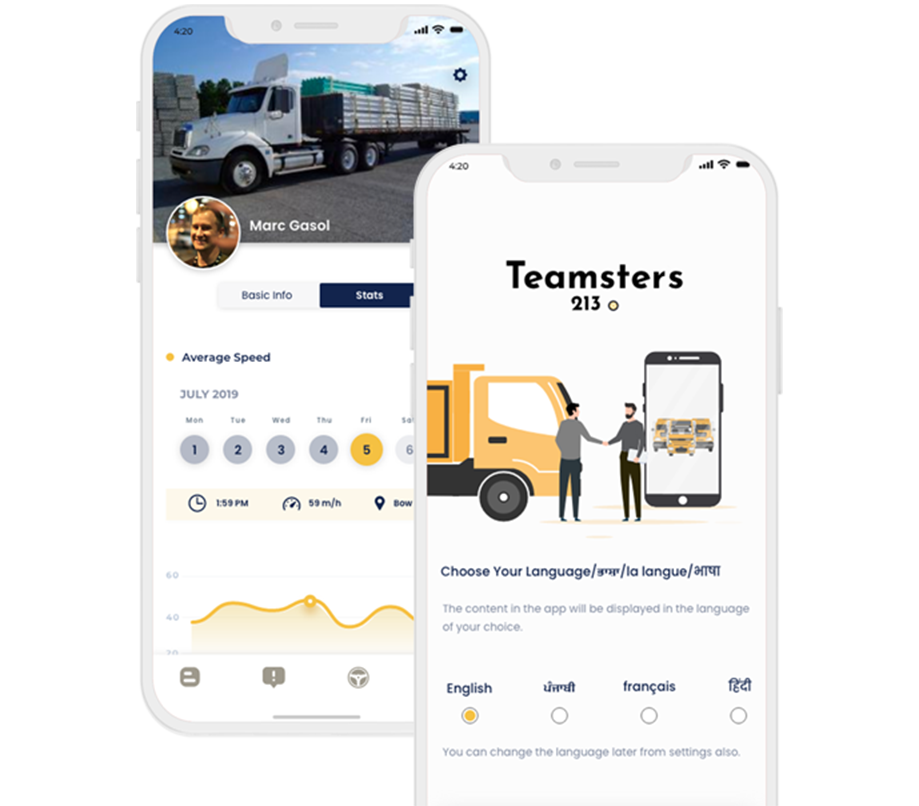 Teamsters App
