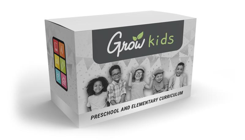 Grow Kids - Children's Ministry Curriculum