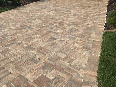 Paver sealing in Tampa, FL