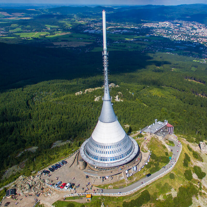 Liberec a Český ráj