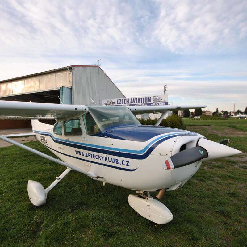 Cessna 172 OK-MMA