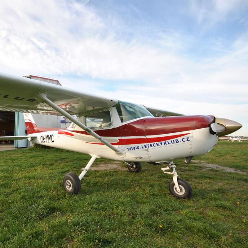 Cessna 152 OK-MMC