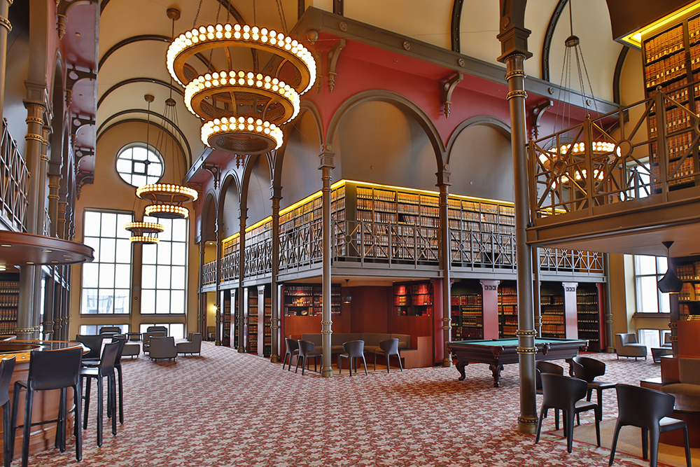 The Library on 190 South LaSalle