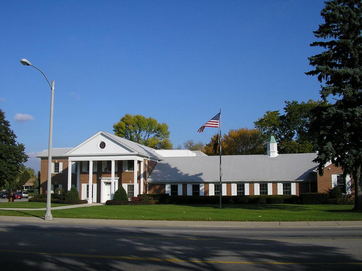 Morton Grove Civic Center