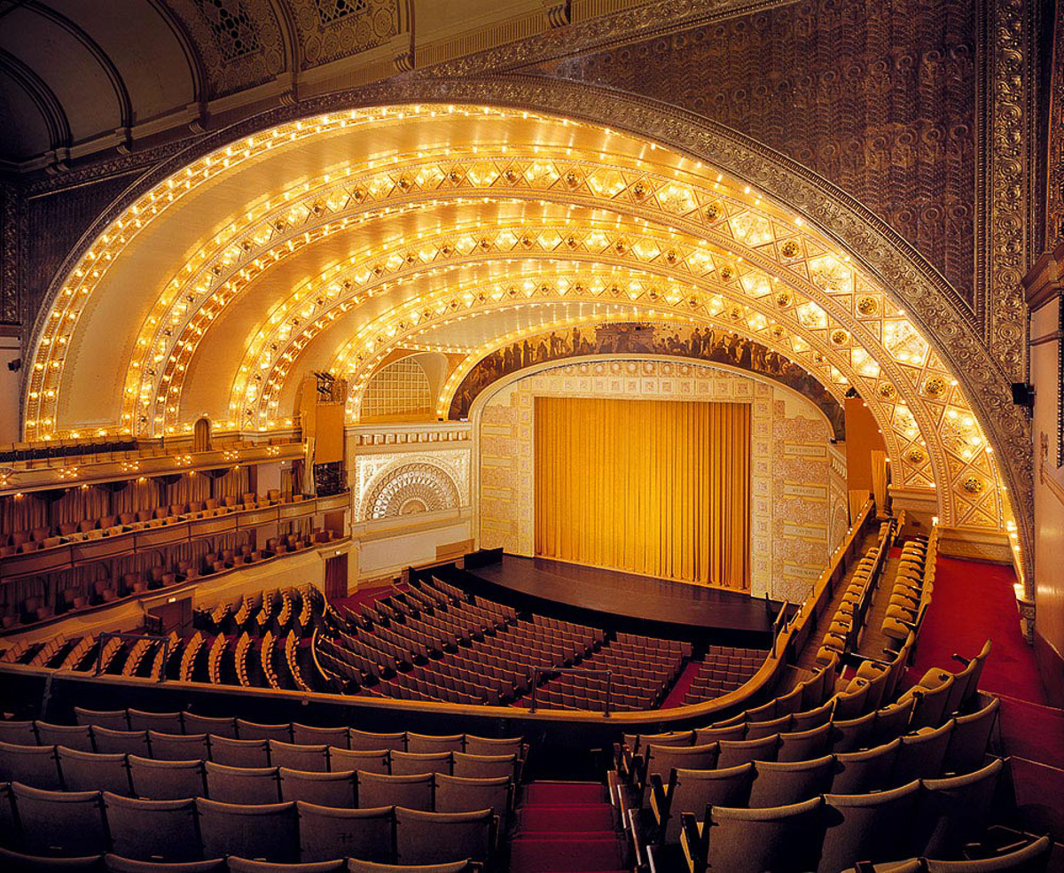 Broadway In Chicago Theaters