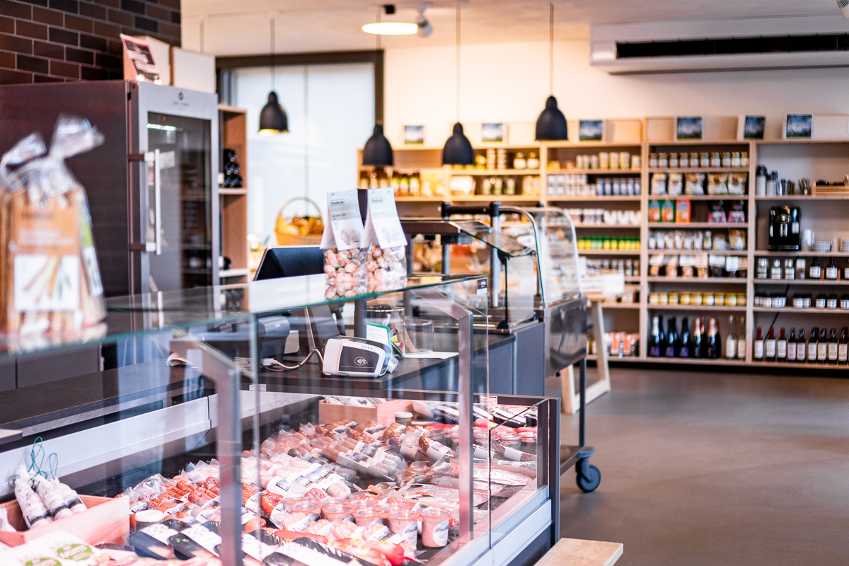 Schöner Shop in Ebikon