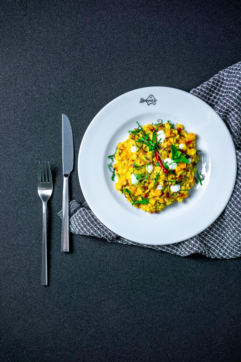 Foodfotografie für Restaurant-Eröffnung