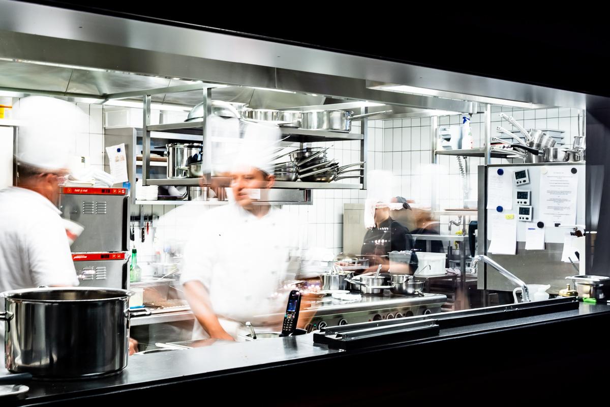 Restaurant Fotografie im Schlüssel Oberwil