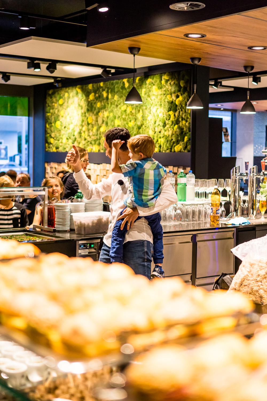Eröffnungsfeier Bäckerforum Aeschlimann