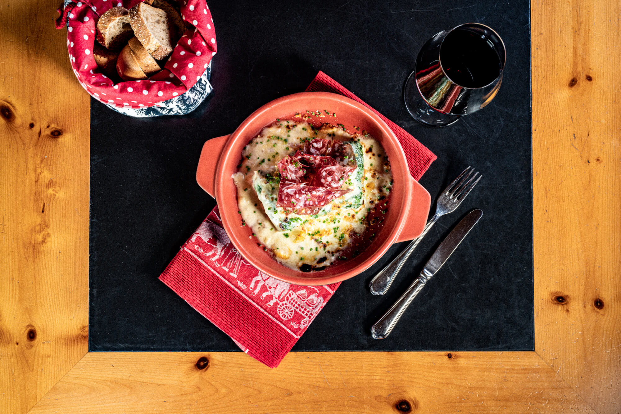 Food Fotografie für's «Heimatli»