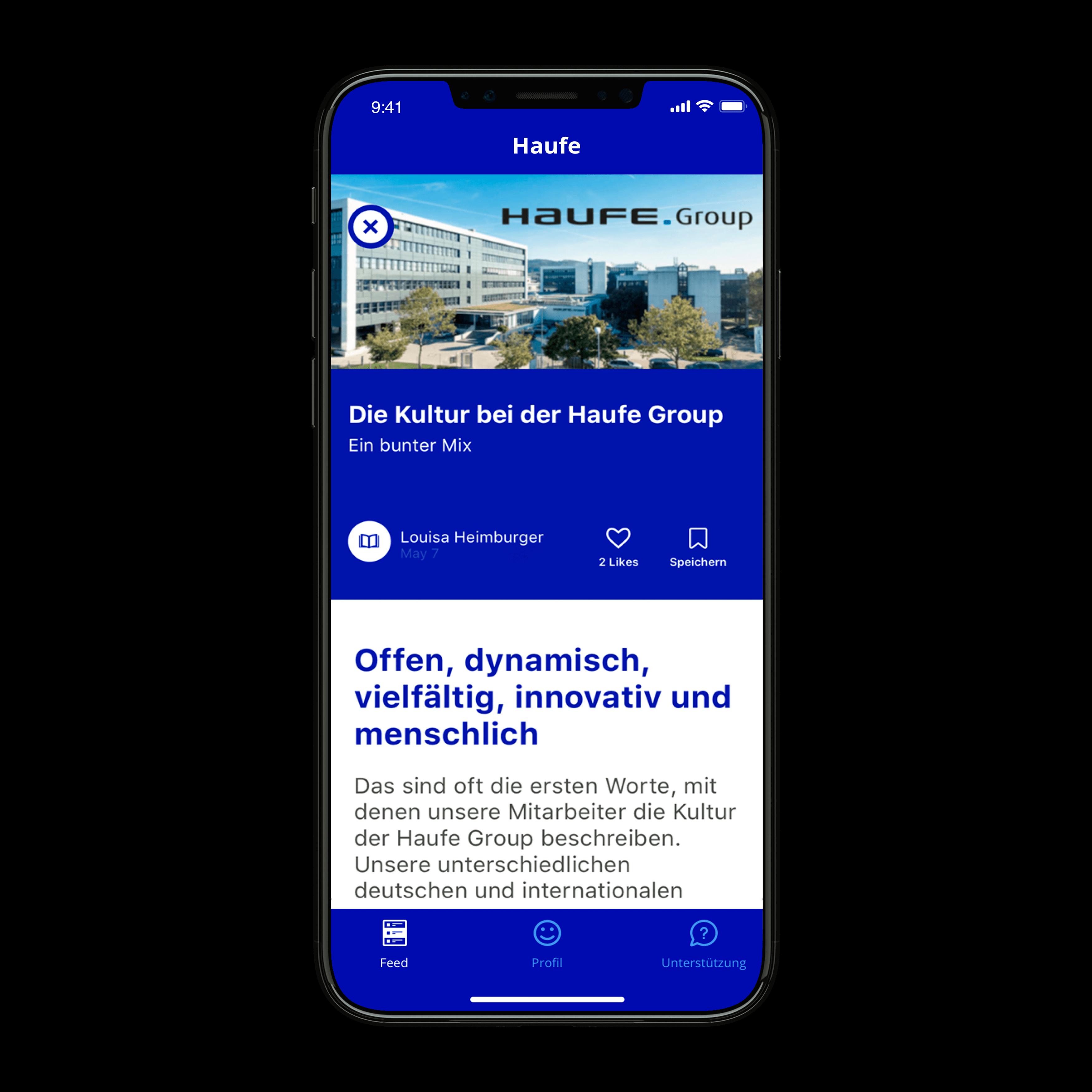 myonboarding.de - Start-Screen