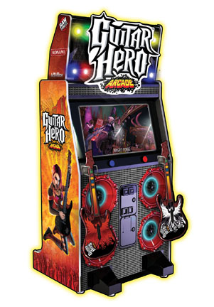The popular Arcade Game is now available for your corporate or school event. This is the actual arcade game. (3' long x 3' wide x 6.5' tall)