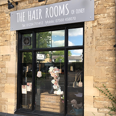 The Hair Rooms of Olney