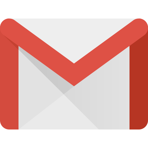 Logo of GMail, used by The Digital Collective for communication.