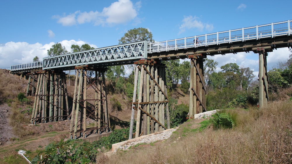 Photo of Lockyer Creek Bridge