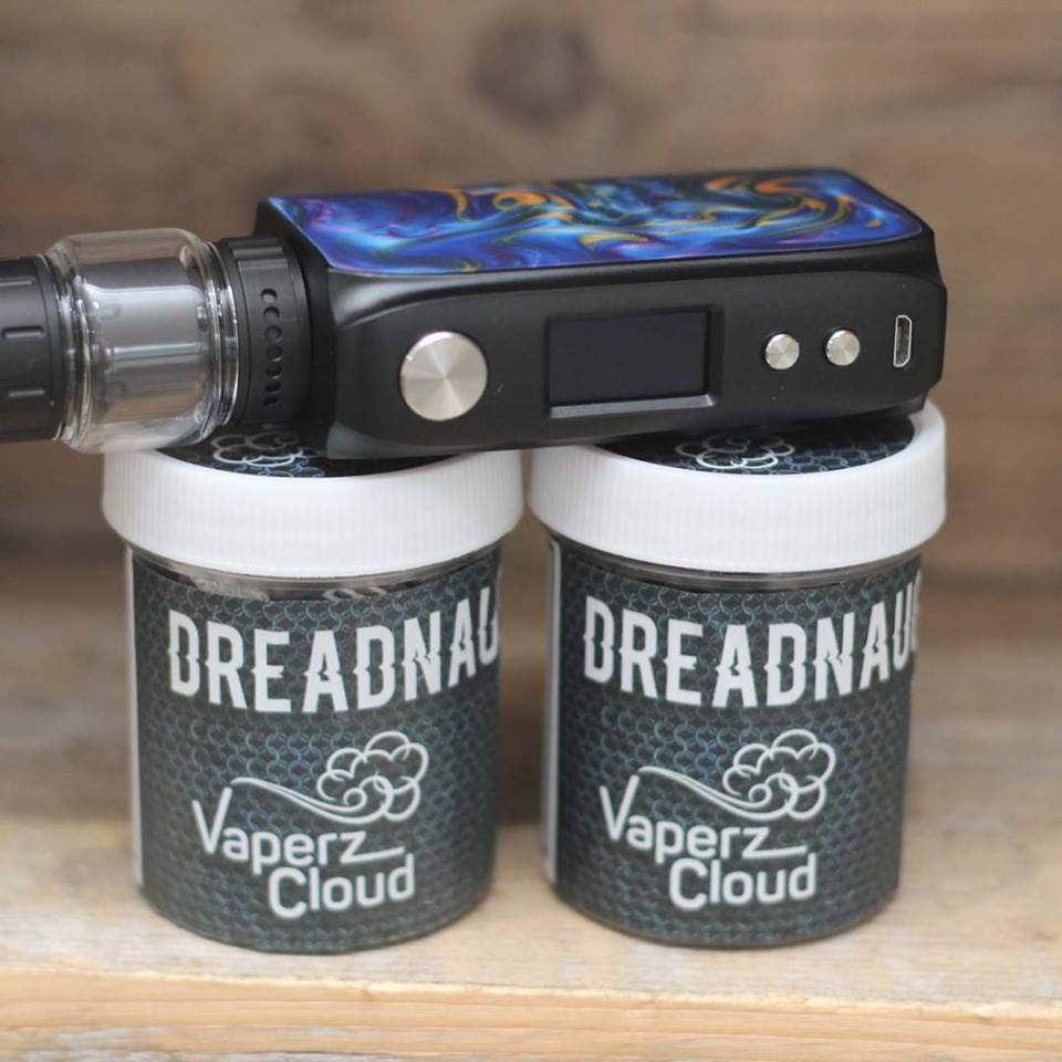 vapez_cloud Dreadnought RTA now in stock £49 99