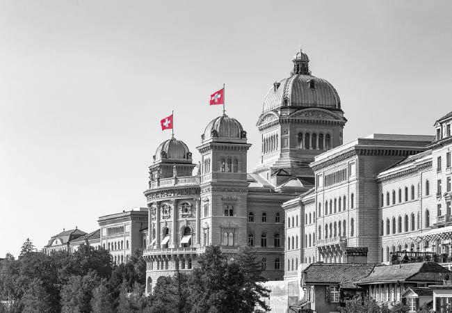 Veco Group - Foto Palazzo Federale a Berna, Svizzera.