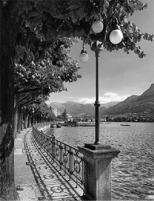 Veco Group - Foto del lago di Lugano