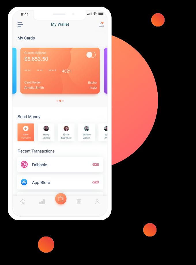 Wallet application development PromptBytes