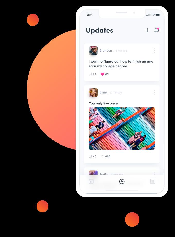 Social app development PromptBytes