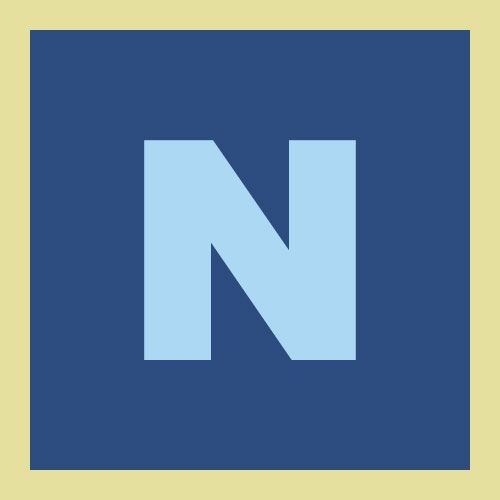 N is for Nourish, Nurture, and Nature, growing smiles and love all around.