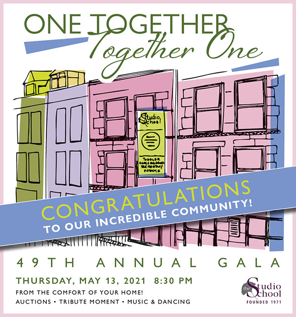 One Together, Together One - 49th Annual Gala