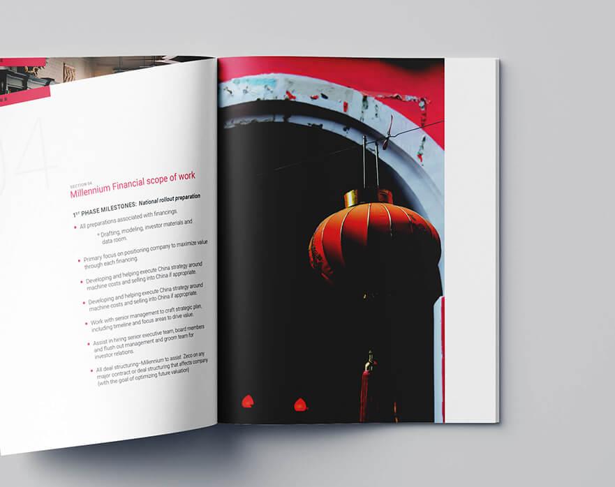 Millenium Brochure 2