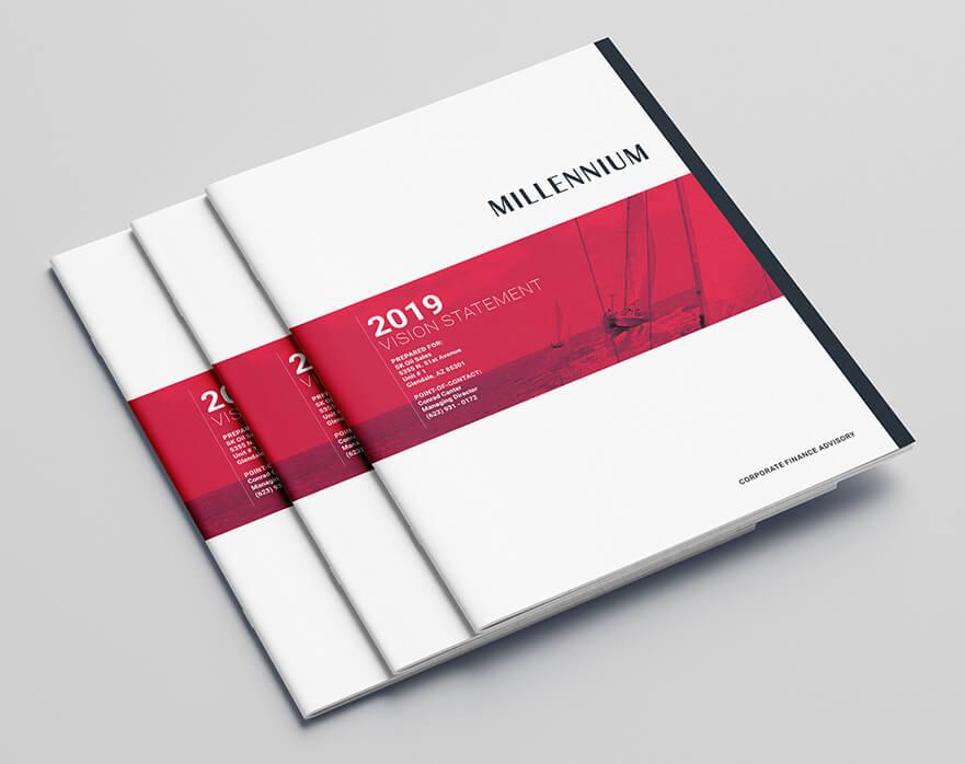 Millenium Brochure 1