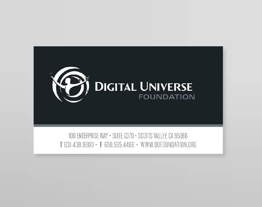 Digital Universe Business Card
