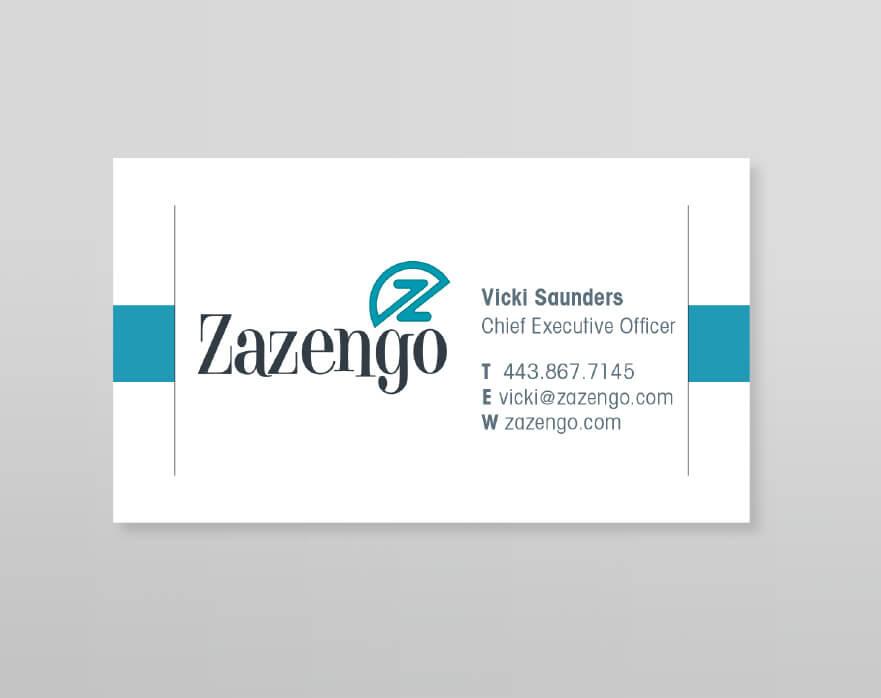 Zazengo Business Card