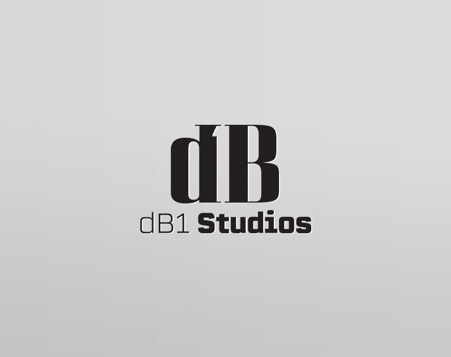 dB1 Studios Logo