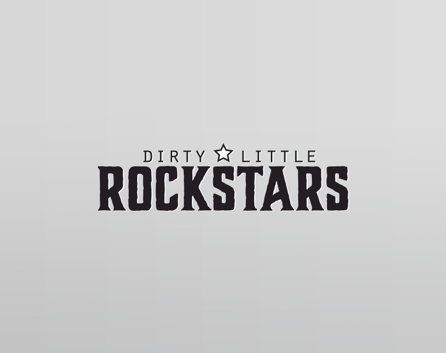 Dirty Little Rockstars Logo