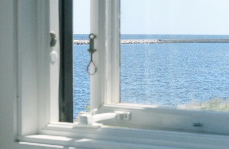 Utsikt från lotsens fönster