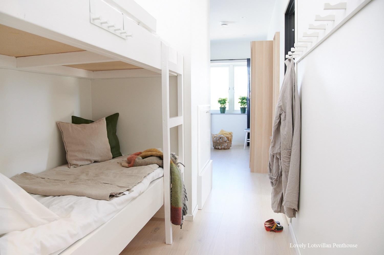 Lovely Lotsvillan Penthouse 4-bedsroom