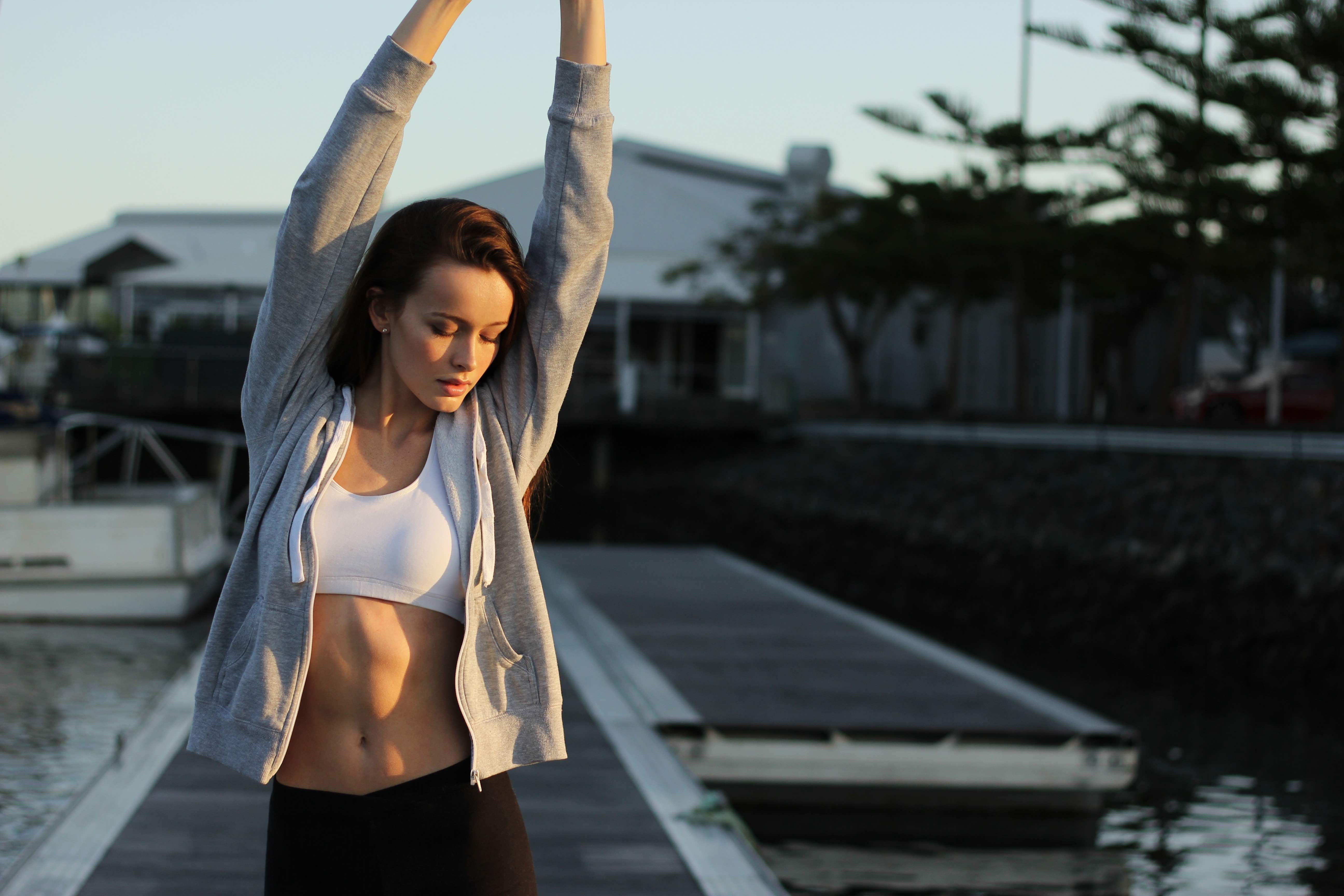 Exercise shapes and tones your body