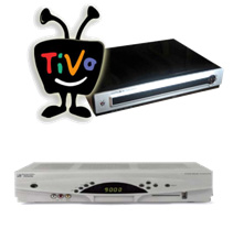 Recording TV with DVRs and TiVos