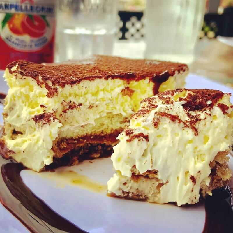 Mimo's desserts tiramisu