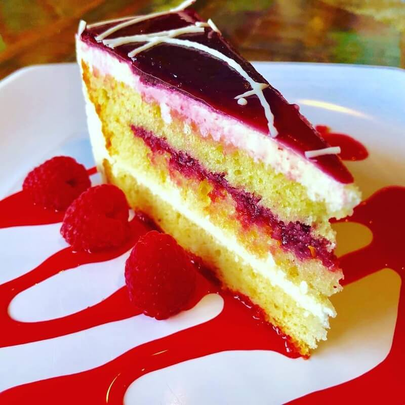 Mimo's lemon cake