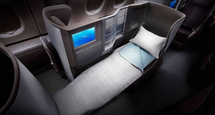 British Airways Business Class vs Virgin Atlantic Upper Class -- New York JFK to London Heathrow 10