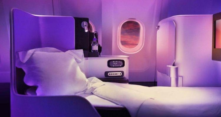 British Airways Business Class vs Virgin Atlantic Upper Class -- New York JFK to London Heathrow 11